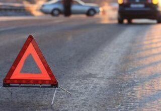 На Львовщине девять человек пострадали в ДТП