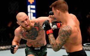 Макгрегор опустился на шестое место в рейтинге UFC, Порье — первый