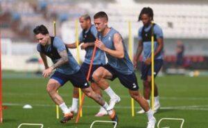 «Динамо» берет паузу в подготовке