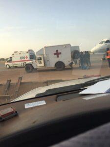В Мали террорист-смертник въехал в лагерь французского легиона