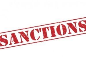 Россия расширила санкционный список против Украины