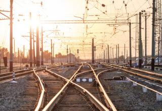 Поезд рейса Киев — Запорожье сошел с рельсов