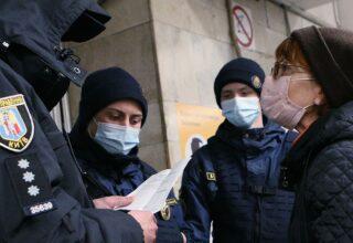 В Киеве продлены карантинные ограничения до 30 апреля