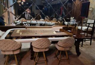 В столице Украины пресечена деятельность трех подпольных «казино»