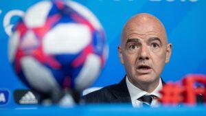 Президент ФИФА Джанни Инфантино негативно высказался о создании Суперлиги