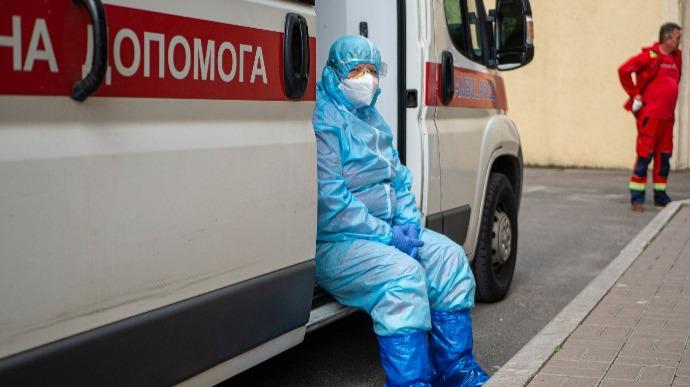 В Киеве за минувшие сутки было зафиксировано менее сотни случаев заболеваемости на COVID-19