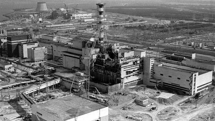 СБУ рассекретила документы об аварии на ЧАЭС