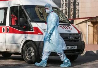 В Киеве зафиксировали 177 новых случая заражения на COVID-19