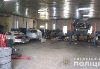 В Харькове задержана преступная группировка автоугонщиков