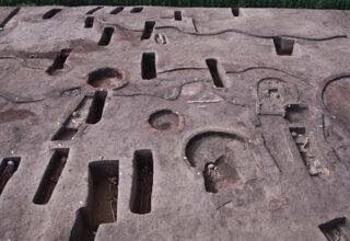 В Египте найдено более сотни гробниц времен додинастической эпохи фараонов