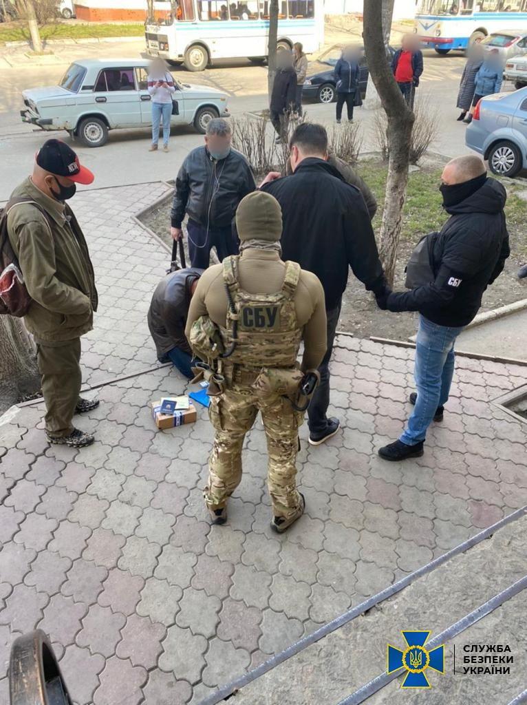 СБУ заблокировала нелегальные поставки огнестрельного оружия в Украину