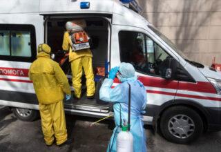 В Киеве зафиксировали 671 новых случая заражения на COVID-19