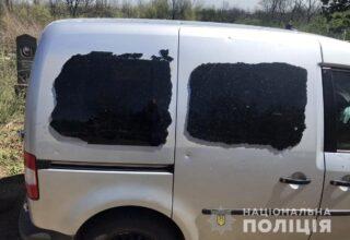 В Донецкой области в результате взрыва на кладбище погиб 69-летний мужчина
