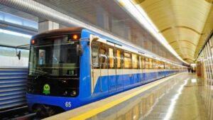 4G LTE интернет теперь работает на всех станциях киевского метро