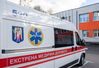 В Киеве за минувшие сутки было зафиксировано 726 случаев заболеваемости на COVID-19