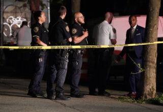 Стрельба в Нью-Йорке: есть пострадавшие