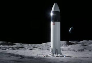 В связи с протестом конкурентов, NASA приостановило контракт со SpaceX стоимостью $2,9 млрд на отправку астронавтов на Луну
