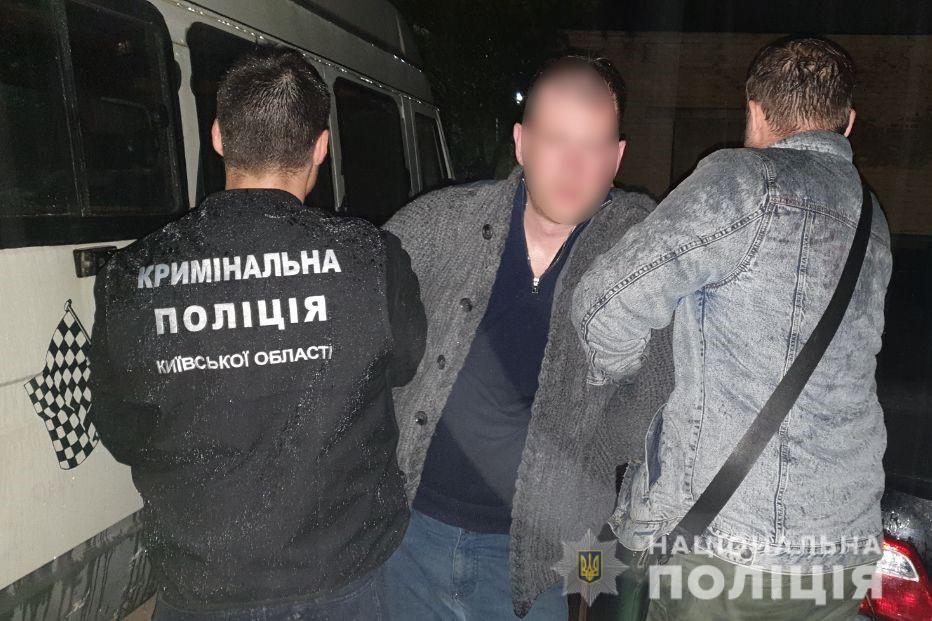 Полиция Киевской области задержала псевдо перевозчиков, завладевшими товаром на сумму в 5 миллионов гривен