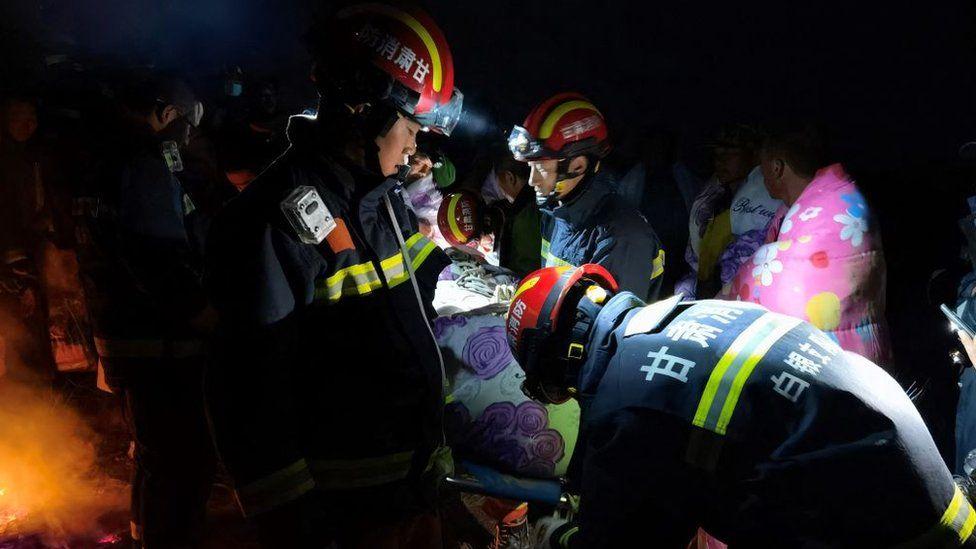 Китайский ультрамарафон закончился трагедией: 21 человек погиб