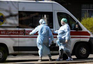 В Киеве за минувшие сутки было зафиксировано 681 случай заболеваемости на COVID-19, погибло 22 человека