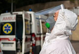 В Киеве за минувшие сутки было зафиксировано 544 случая заболеваемости на COVID-19, погибло 14 человек