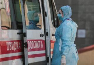 В Киеве за минувшие сутки было зафиксировано 102 случая заболеваемости на COVID-19, погибло 10 человек