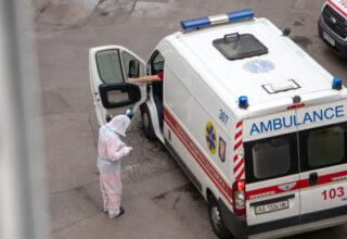 В Киеве за минувшие сутки было зафиксировано 228 случаев заболеваемости на COVID-19, погибло четыре человека