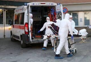 В Киеве за минувшие сутки было зафиксировано 251 случай заболеваемости на COVID-19, погибло 3 человека