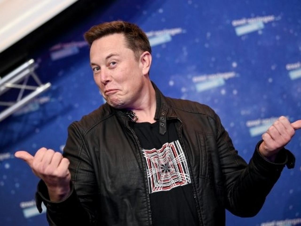 Маск потерял 20 млрд долларов США после появления в телешоу