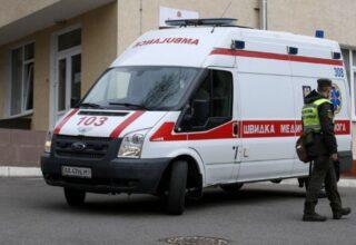 В Киеве за минувшие сутки было зафиксировано 91 случай заболеваемости на COVID-19, погибло 4 человека