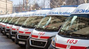 В Киеве за минувшие сутки было зафиксировано 412 случаев заболеваемости на COVID-19, погибло десять человек