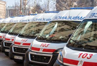 В Киеве за минувшие сутки было зафиксировано 194 случая заболеваемости на COVID-19, погиб один человек