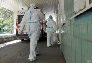 В Киеве за минувшие сутки было зафиксировано 202 случая заболеваемости на COVID-19, погибло 3 человека