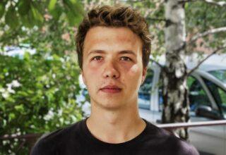 Задержанного в Минске экс-главного редактора Telegram-канала Nexta Романа Протасевича перевели на домашний арест