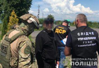 Нацполиция задержала ещё одного «криминального авторитета» из списка СНБО