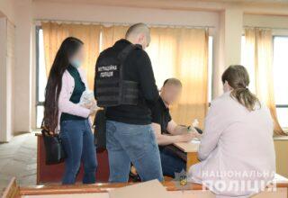 В Ужгороде во время сдачи экзаменов в ВУЗе было разоблачено и задокументировано 20 случаев подделки документов студентами
