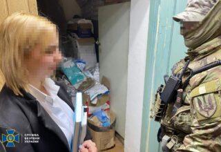 СБУ разоблачила сотрудницу полиции, которая занималась похищением наркотиков из вещественных доказательств с целью сбыта