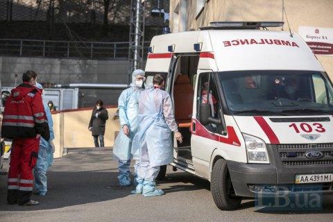 В Киеве за минувшие сутки было зафиксировано 216 случая заболеваемости на COVID-19, погибло 6 человек