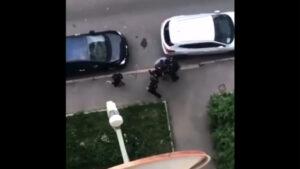 В Москве произошла массовая драка со стрельбой: видео