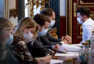 По критериям ЕС Украина вошла в «зелёную» зону заболеваемости