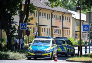 В Германии в результате стрельбы погибло 2 человека