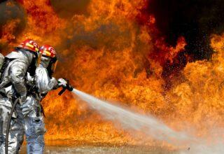 В Китае в результате пожара в центре боевых искусств погибло 18 человек, ещё 16 получили разные степени повреждений