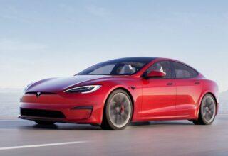 Tesla Model S Plaid стала дороже на 10 тысяч долларов США перед самым началом поставок