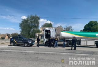 В Киевской области из воинской части вывезли нефтепродуктов на сумму в 1,8 млн гривен