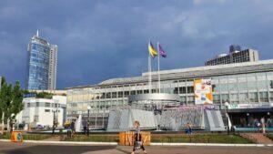 В центре Киева на большом экране состоится бесплатная трансляция матча Украина — Австрия