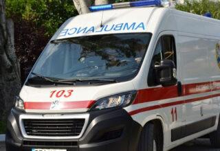 В Киеве за минувшие сутки было зафиксировано 189 случаев заболеваемости на COVID-19, погиб один человек
