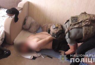 В Одессе правоохранители разоблачили и задержали двух сбытчиков денежных знаков, которые имели явные признаки подделки
