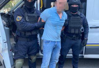 Полицией был разыскан и задержан злоумышленник, сбежавший ранее из-под стражи харьковского суда