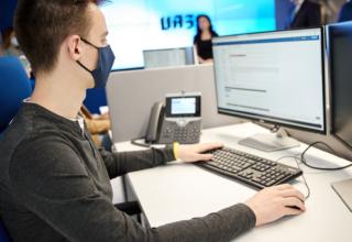 На официальные вебсайты Президента Украины и Службы безопасности Украины были осуществлены DDoS-атаки