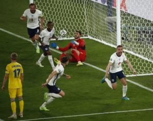 Сборная Украины по футболу разгромлена в матче Украина — Англия со счетом 0:4